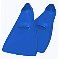 Ласты ProperCarry детские закрытая пятка для бассейна резиновые размер - 24 синие ПРОПЕРКЭРРИ
