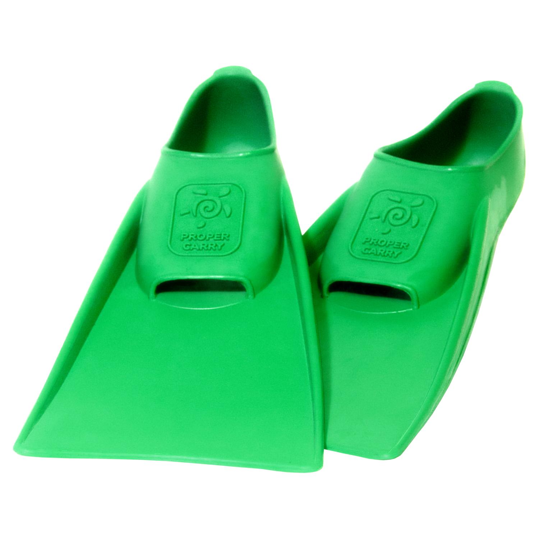 Ласты для грудничкового плавания ProperCarry зеленые 23-24, - фото 5